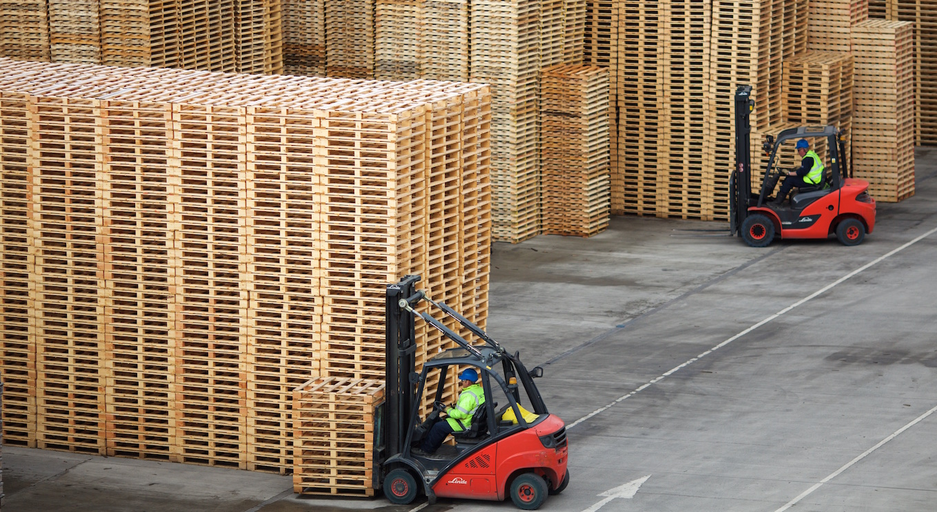 Scott Group acquires Ellis Pallets