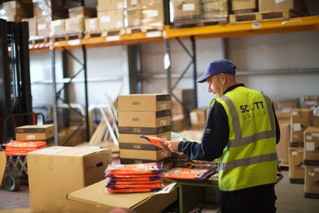 Inventory Control service