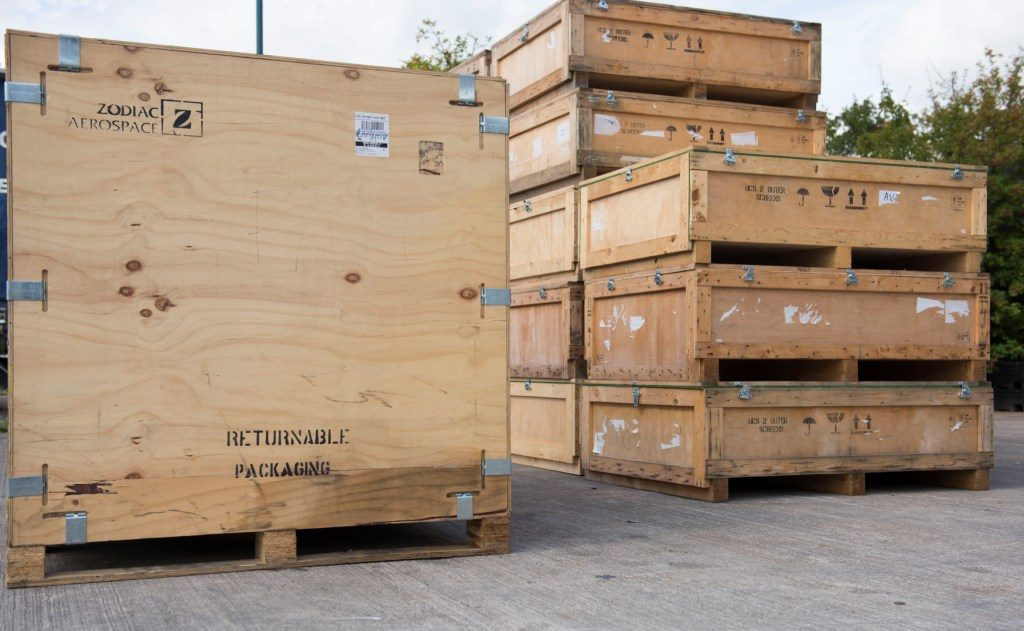 Specialist timber packaging
