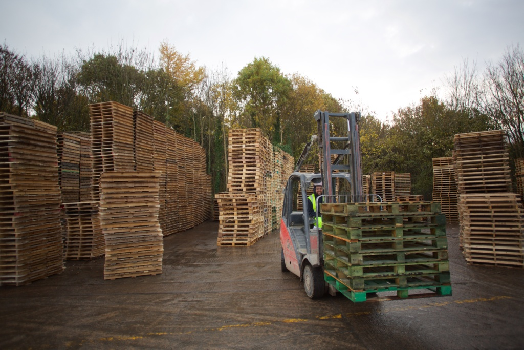 Pallet recovery climbs the agenda