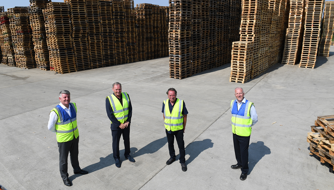 Scott Group acquires Direct Pallets