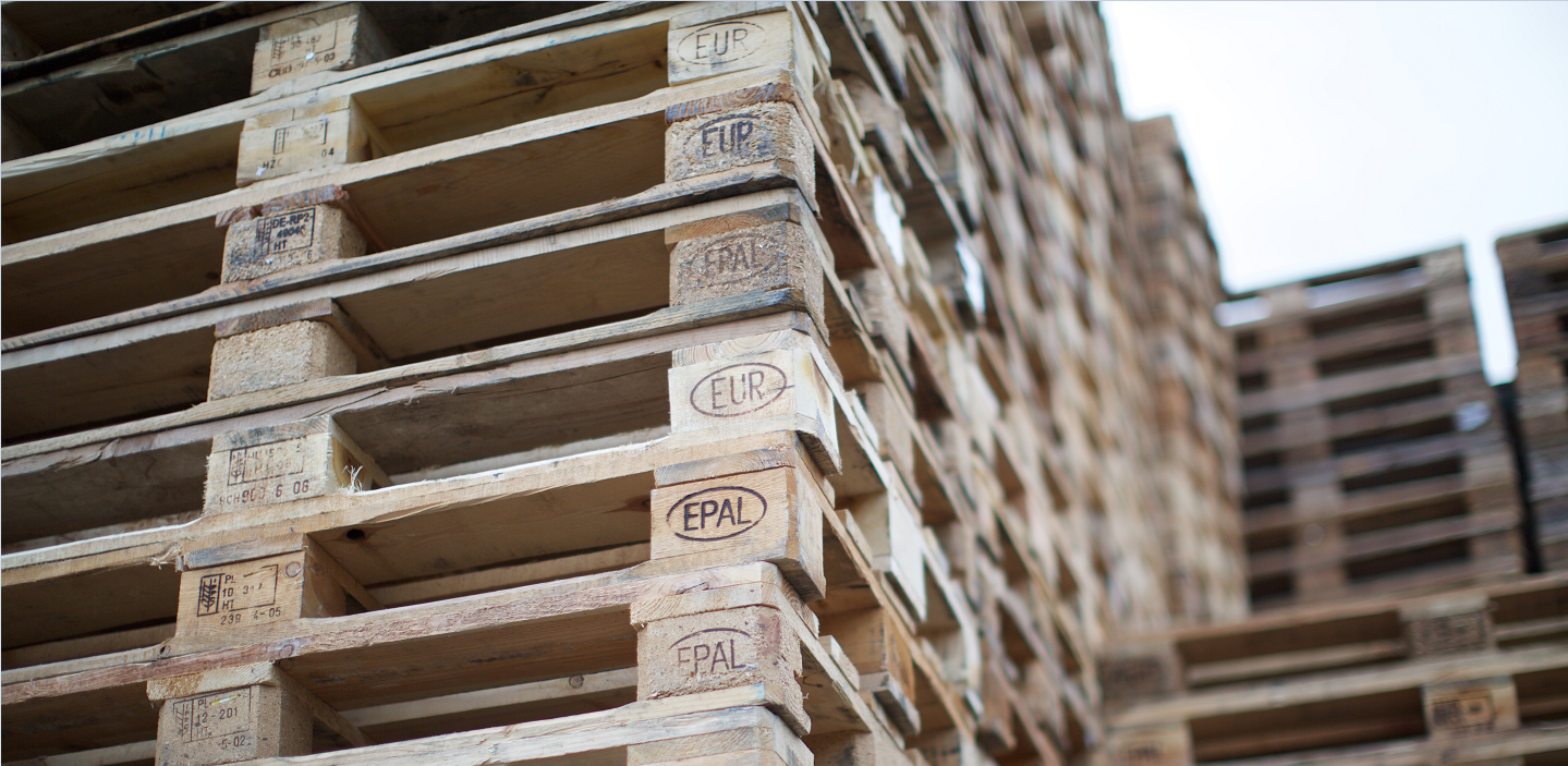 Scott Pallets first to secure exemption from retreatment and remarking of ISPM15 licenced Euro pallets