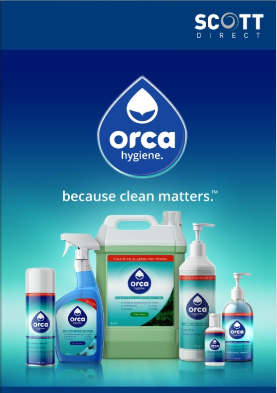 Orca Hygiene: Because clean matters