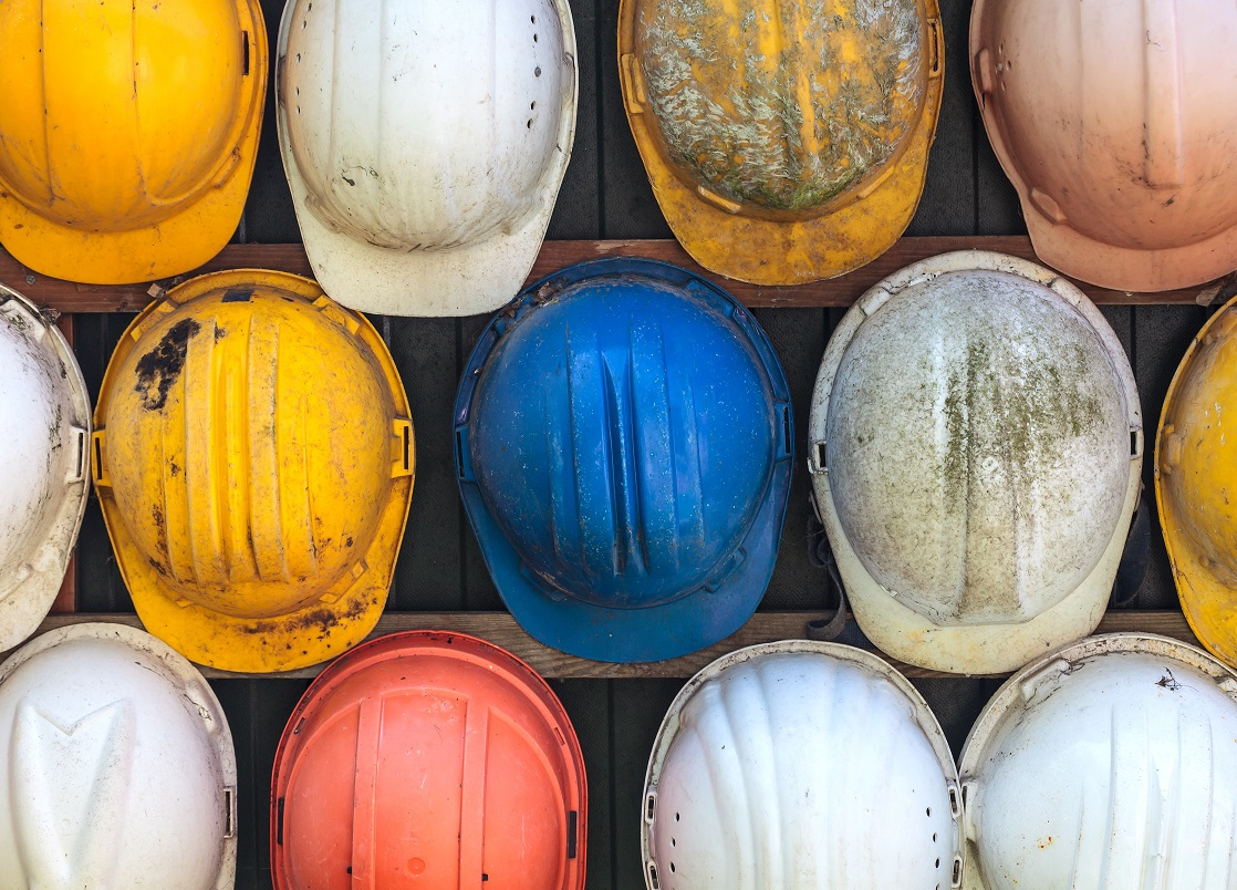 Use your head for hard hat recycling